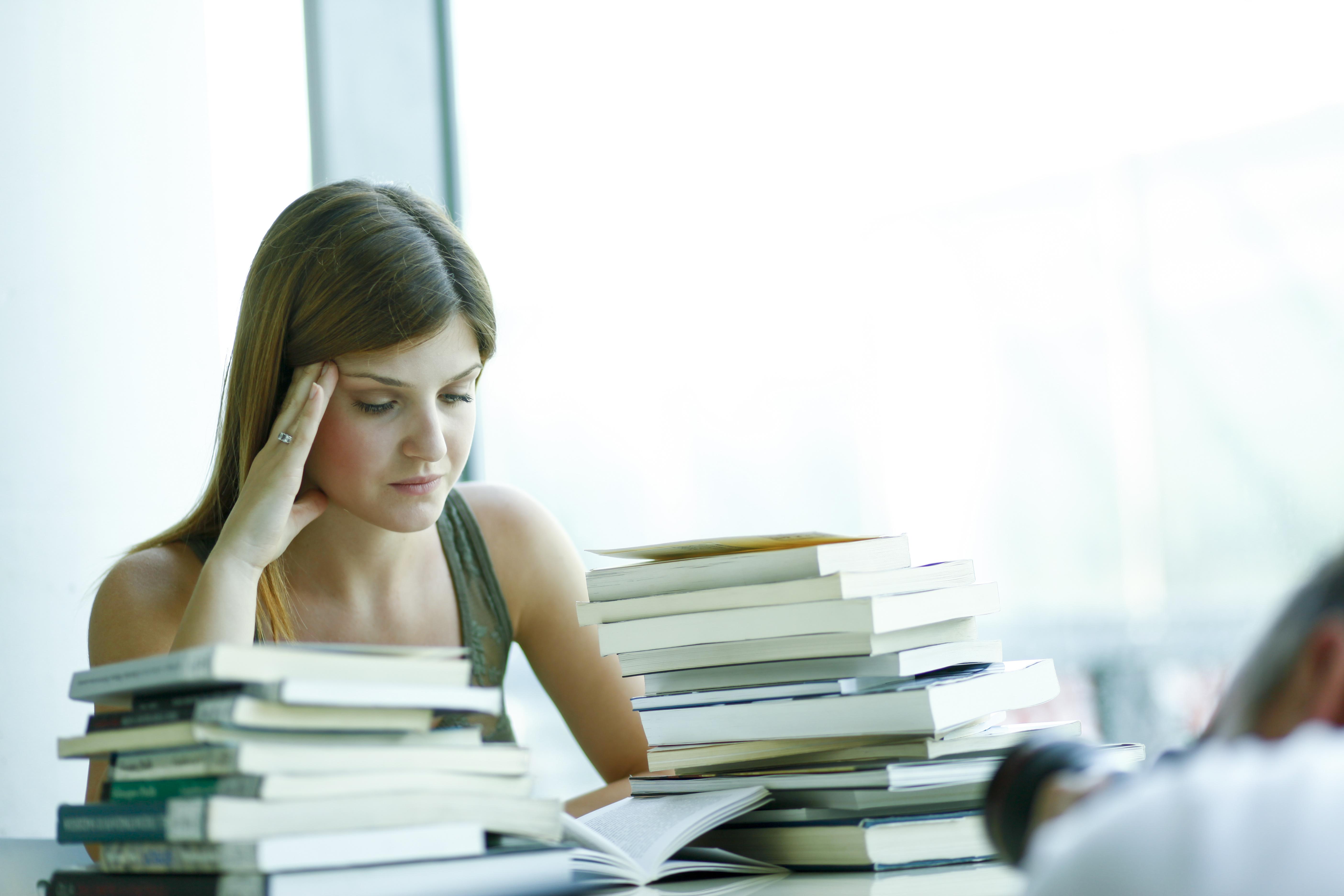 wissenschaftliche Texte lesen