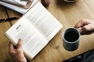 Vorausschauend Lesen