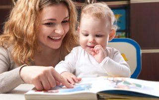 Kinder und Lesen