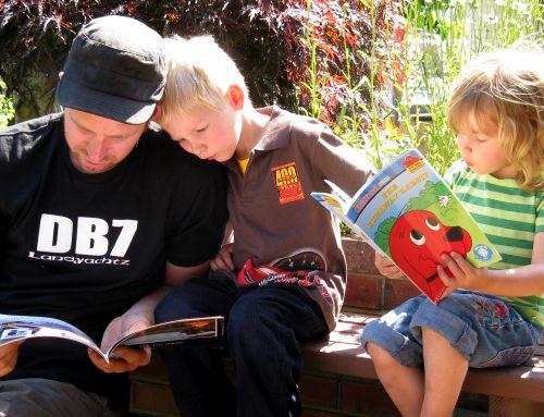 Lesekarrieren: Das richtige Buch für jedes Alter – Teil 2